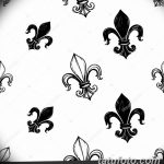 фото Эскизы тату королевская лилия от 24.04.2018 №070 - royal lily tattoo - tatufoto.com