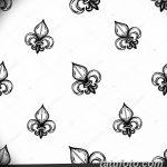 фото Эскизы тату королевская лилия от 24.04.2018 №071 - royal lily tattoo - tatufoto.com
