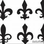 фото Эскизы тату королевская лилия от 24.04.2018 №086 - royal lily tattoo - tatufoto.com