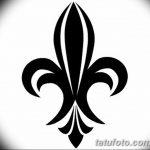 фото Эскизы тату королевская лилия от 24.04.2018 №093 - royal lily tattoo - tatufoto.com