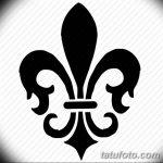 фото Эскизы тату королевская лилия от 24.04.2018 №130 - royal lily tattoo - tatufoto.com