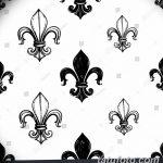 фото Эскизы тату королевская лилия от 24.04.2018 №136 - royal lily tattoo - tatufoto.com
