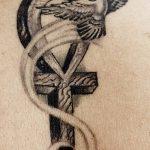 фото Эскиз тату Анкх от 27.04.2018 №002 - Sketches of Ankh tattoo - tatufoto.com