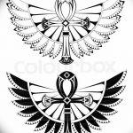фото Эскиз тату Анкх от 27.04.2018 №009 - Sketches of Ankh tattoo - tatufoto.com