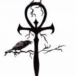 фото Эскиз тату Анкх от 27.04.2018 №020 - Sketches of Ankh tattoo - tatufoto.com