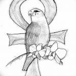фото Эскиз тату Анкх от 27.04.2018 №028 - Sketches of Ankh tattoo - tatufoto.com