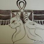 фото Эскиз тату Анкх от 27.04.2018 №029 - Sketches of Ankh tattoo - tatufoto.com