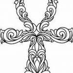 фото Эскиз тату Анкх от 27.04.2018 №044 - Sketches of Ankh tattoo - tatufoto.com