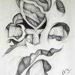 фото Эскиз тату Анкх от 27.04.2018 №064 - Sketches of Ankh tattoo - tatufoto.com