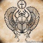 фото Эскиз тату Анкх от 27.04.2018 №067 - Sketches of Ankh tattoo - tatufoto.com