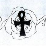 фото Эскиз тату Анкх от 27.04.2018 №070 - Sketches of Ankh tattoo - tatufoto.com