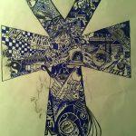 фото Эскиз тату Анкх от 27.04.2018 №076 - Sketches of Ankh tattoo - tatufoto.com