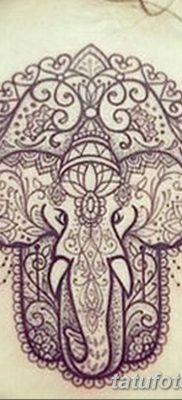 фото тату Рука Фатимы от 24.04.2018 №037 – tattoo Hand of Fatima (hamsa) – tatufoto.com