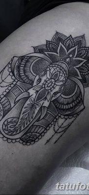 фото тату Рука Фатимы от 24.04.2018 №057 – tattoo Hand of Fatima (hamsa) – tatufoto.com