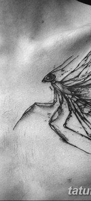 фото тату богомол от 20.04.2018 №008 – mantis tattoo – tatufoto.com