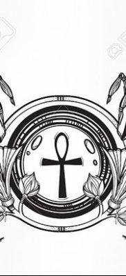 фото тату богомол от 20.04.2018 №016 – mantis tattoo – tatufoto.com 357335 3636