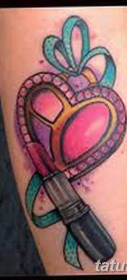 фото тату вишенки от 21.04.2018 №144 – cherry tattoos – tatufoto.com