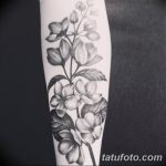 фото тату жасмин от 22.04.2018 №005 - tattoo jasmine - tatufoto.com