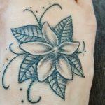 фото тату жасмин от 22.04.2018 №006 - tattoo jasmine - tatufoto.com