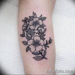 фото тату жасмин от 22.04.2018 №007 - tattoo jasmine - tatufoto.com