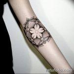 фото тату жасмин от 22.04.2018 №008 - tattoo jasmine - tatufoto.com