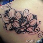 фото тату жасмин от 22.04.2018 №026 - tattoo jasmine - tatufoto.com