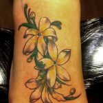 фото тату жасмин от 22.04.2018 №035 - tattoo jasmine - tatufoto.com