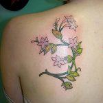 фото тату жасмин от 22.04.2018 №038 - tattoo jasmine - tatufoto.com