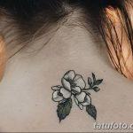 фото тату жасмин от 22.04.2018 №048 - tattoo jasmine - tatufoto.com
