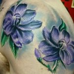 фото тату жасмин от 22.04.2018 №051 - tattoo jasmine - tatufoto.com