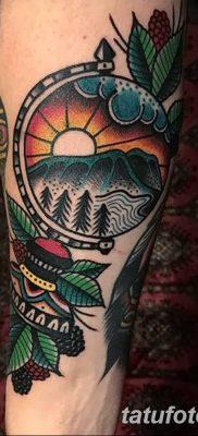 фото тату земной шар от 16.04.2018 №147 – tattoo globe – tatufoto.com