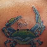 фото тату краб от 18.04.2018 №119 - tattoo crab - tatufoto.com