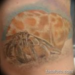 фото тату краб от 18.04.2018 №147 - tattoo crab - tatufoto.com