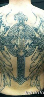 фото тату меч и крылья от 26.04.2018 №018 – tattoo sword and wings – tatufoto.com
