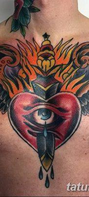 фото тату меч и крылья от 26.04.2018 №023 – tattoo sword and wings – tatufoto.com