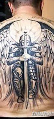 фото тату меч и крылья от 26.04.2018 №028 – tattoo sword and wings – tatufoto.com