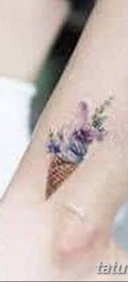 фото тату мороженое от 17.04.2018 №126 – ice cream tattoo – tatufoto.com