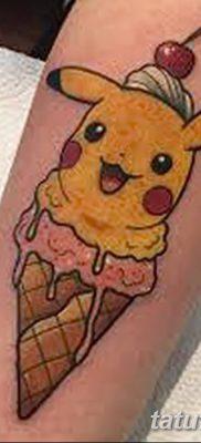 фото тату мороженое от 17.04.2018 №129 – ice cream tattoo – tatufoto.com