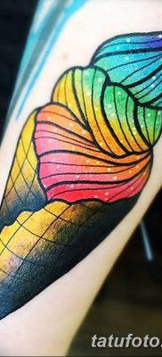 фото тату мороженое от 17.04.2018 №195 – ice cream tattoo – tatufoto.com
