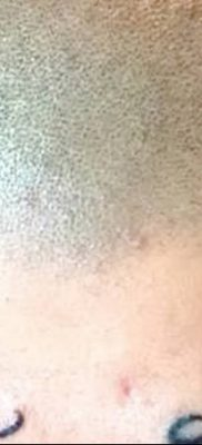 фото тату рога от 24.04.2018 №023 – tattoo horn – tatufoto.com