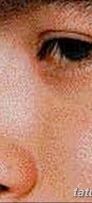фото тату слеза на щеке от 16.04.2018 №003 – tattoo tear on cheek – tatufoto.com