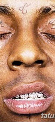 фото тату слеза на щеке от 16.04.2018 №006 – tattoo tear on cheek – tatufoto.com