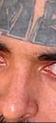 фото тату слеза на щеке от 16.04.2018 №052 – tattoo tear on cheek – tatufoto.com