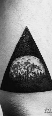 фото тату треугольник и круг от 21.04.2018 №012 – triangle and circle tattoo – tatufoto.com 363457734