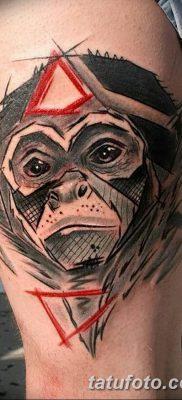 фото тату треугольник с линией от 16.04.2018 №039 – triangle tattoo with line – tatufoto.com