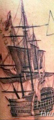 фото тату треугольник с линией от 16.04.2018 №046 – triangle tattoo with line – tatufoto.com