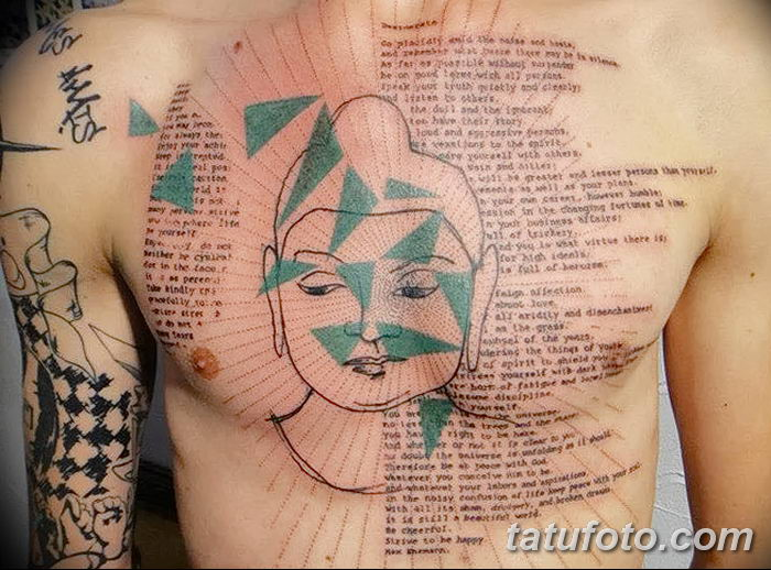 фото тату цитаты от 18.04.2018 №243 - quote tattoos - tatufoto.com