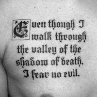 Фото тату цитаты со смыслом