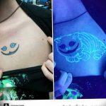 фото ультрафиолетовые тату от 21.04.2018 №003 - ultraviolet tattoo - tatufoto.com