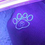 фото ультрафиолетовые тату от 21.04.2018 №019 - ultraviolet tattoo - tatufoto.com